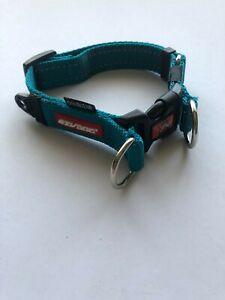 EZYDOG - Double Up Dog Collar TURQU Medium 29-40cm -    CDUMTQ   Free Delivery