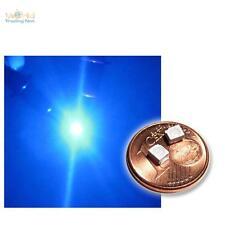 "50 SMD led PLCC-2 3528 blu Tipo ""WTN-PLCC2-500b"" blue bleue azzurro blu azul"