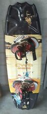 Vintage Connelly Inferno 135 Wakeboard CWB Nice Graphic Boots Bindings Hyperlite