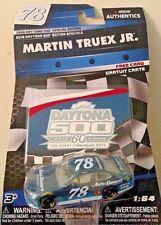 MARTIN TRUEX JR. 2018 DAYTONA 500 60TH #78 1/64 NASCAR AUTHENTICS A/O CAMRY NEW!