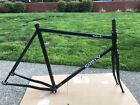 Surly Steamroller Track Frame Fork 56 W/ White Industries BB Cane Creek Headset