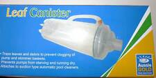 New Swimming Pool Leaf Canister Catcher For Suction Pool Cleaners Baracuda Zodia