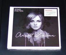 ANNETT LOUISAN SONG POETEN CD IM DIGIBOOK SCHNELLER VERSAND NEU & OVP