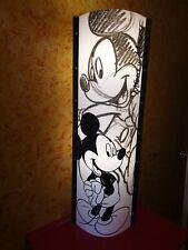 Mickey Maus Micky Mouse Slamp Lampe Kinderlampe Leuchte Walt Disney