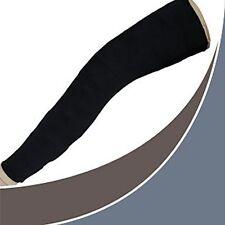Circaid Whole Leg Comfort Coverup, Large, Black