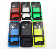 For Nokia 225 Fulll body housing cover case keyboard white/black/red/blue/yellow
