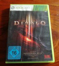 Diablo III (Microsoft Xbox 360, 2013, DVD-Box)