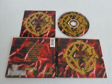 Crematory/Crematory (Massacre Mass CD 092) CD Álbum Digipak