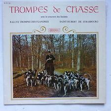 Trompes de chasse RALLYE TROMPES FLANDRES SAINT HUBERT DE STRASBOURG 30 CV 1221