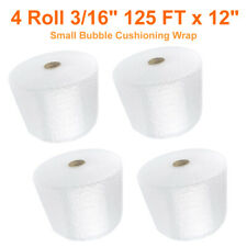 12x500ft High Quality Small Bubble Cushioning Wrap Padded Roll Packing Moving