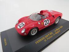 Ferrari 250 P 1963 Le Mans Parkes/Maglioli #22 1/43 IXO LMC070 MIB