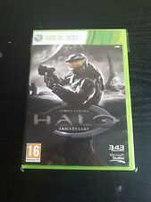 Halo Combat Evolved Anniversary Xbox 360 Video Game PAL