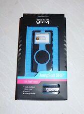 Gear4 Tutina Grip Custodia in silicone per ipod nano seconda generazione 2-8gb UK