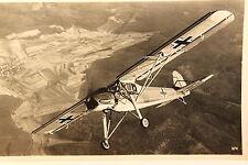 24492 Foto AK Flugzeug Fiesler Stoch auf seinem Erstflug