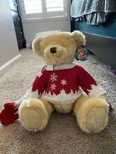 Harrods Christmas Bear Oscar 2008