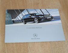 Mercedes C Class Estate Prices 2004 C55 AMG C180 C200 C220 C270 CDI Avantgarde