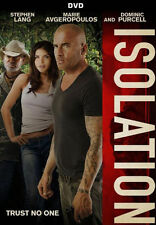 ISOLATION / (Dominic Purcell) - DVD - Region 1