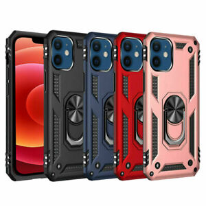 For iPhone 13 12 11 Pro Max XR 7 8 Plus Magnet Case Shockproof Heavy Duty Cover