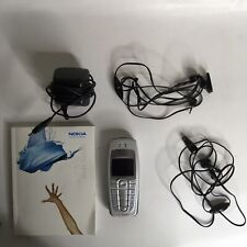 Nokia Model 6010 From T-moblie With Charger Tested