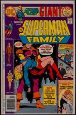 DC Comics SUPERMAN Family #177 Superman Lois Lane Jimmy Olsen Supergirl VFN- 7.5