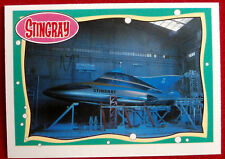 STINGRAY - Card #19 - In Dry Dock - issued by Topps, 1993 Gerry Anderson