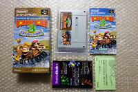 "Super Donkey Kong 3 ""Good Condition"" Nintendo Super Famicom SFC SNES Japan"