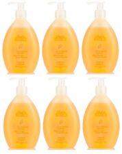 Back to Basics Citrus Sage Energizing Shower Gel 10 Oz (Pack of 6)