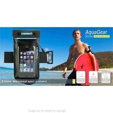 Brazaletes negros para teléfonos móviles y PDAs