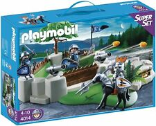 PLAYMOBIL 4014 SUPERSET CABALLEROS MEDIEVALES - KNIGHTS
