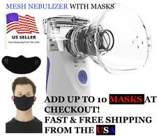 Mini Portable Ventilator Rechargeable MASKS Face Covers Respirator USA SHIP