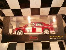 Voitures de courses miniatures rouge pour Mitsubishi