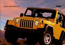 2005 Jeep Wrangler 4 X 4, Refrigerator Magnet, 40 Mil