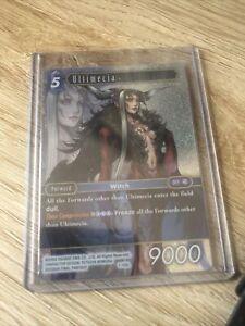 Ultimecia 1-152L Foil Near-Mint Final Fantasy TCG Opus 1