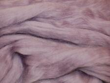 Heather Merino Wool dyed fibre roving / tops - 50g needle felting hand spinning