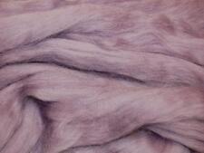 Heather Lana Merino Tinta fibra Roving/Tops - 50g Bagnato Feltratura ad Ago A Maglia