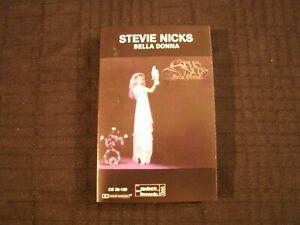 Stevie Nicks - Bella Donna - 1981 Cassette /Ex/ Fleetwood Mac/ Classic Rock AOR