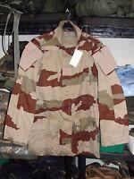 Veste Félin T4 S2 zone chaude camo désert taille 89/96C Armée Française neuve