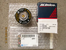 GM 25730158 ACDELCO RC-96 RADIATOR ENGINE COOLANT TANK FLUID CAP OEM BRAND NEW