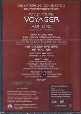 Star Trek Voyager Bonus DVD 2 FedCon Neu OVP Sealed