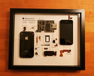 Apple iPhone 3GS Gerahmt