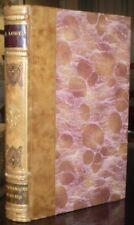 VERY RARE, 1906, PIERRE LOUYS, LES CHANSONS DE BILITIS, 1 of 30 COPIES, LEATHER