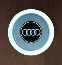 FITS AUDI TAX DISC HOLDER A1 A2 A3 A4 A5 A6 A7 A8 80 TT Q5 Q7 RS4 RS5 RS6 SILVER