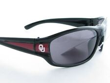 Oklahoma Sooners Black Red Mens Sunglasses Officially Licensed OU Style10 Boomer
