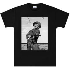 Doris Day Calamity Jane T Shirt New Black or White