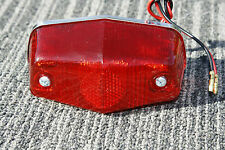 LUCAS TAILIGHT TAIL LIGHT British BOBBER CHOP CAFE NEW TAILAMP Tail lamp