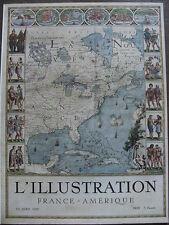 L'ILLUSTRATION 1937 N 4910 FRANCE - AMERIQUE