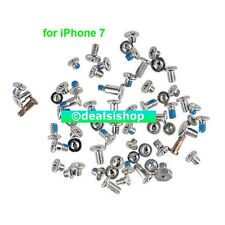 "Full Whole Set Screws 4 Colors Repair Parts for Apple iPhone 7 Plus 5.5"" USA"