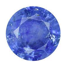 Good Cut Round Blue Loose Sapphires