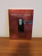 Spirited Away Steelbook Limited Edition Blu-ray