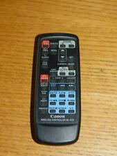 CANON WL-D75 Télécommande remote control Mini DV Camcorder WIRELESS CONTROLLER